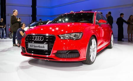 The 2014 Audi A3 Sportback gets a couple more doors and (probably) will come to the U.S. Read more about the new A3 and see photos at Car and Driver.