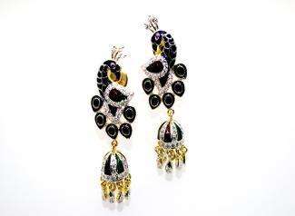 ADE101 - American Diamond Earings