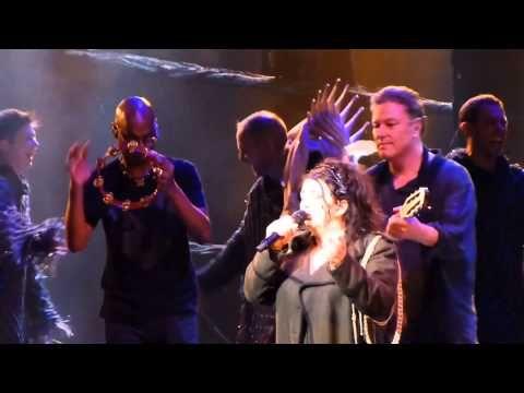 Kate Bush udgiver livealbum