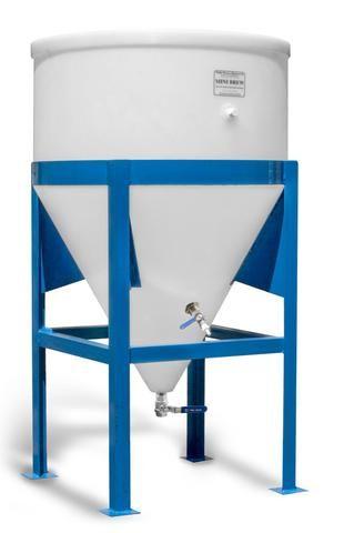 98 galones cónico fermentador