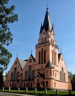 Kemi church. Finland