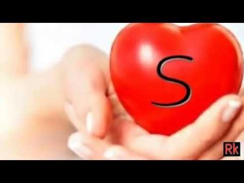 S'' Letter ❤ Whatsapp Video || S Name Whatsapp Video