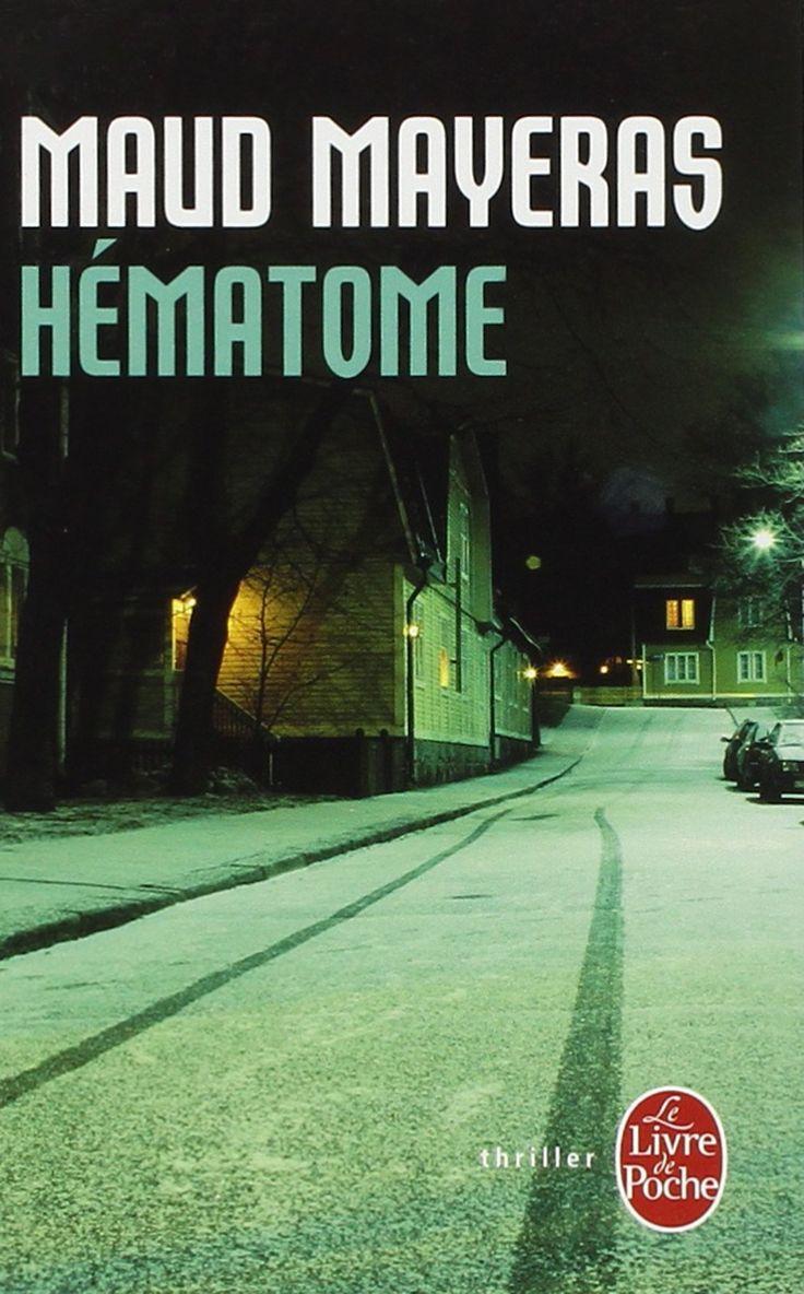 Amazon.fr - Hématome - Maud Mayeras - Livres