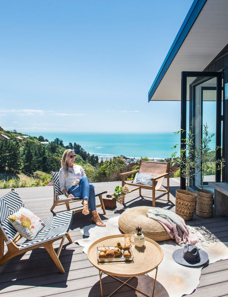 Our view over Sumner, New Zealand. All products in shot are currently available @corcovadostore.