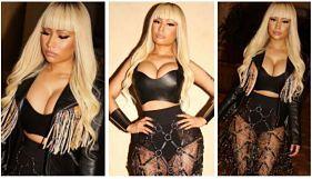 Nicki Minaj y sus fotos más hot en Instagram en las que dejó al descubierto sus curvas de infartos