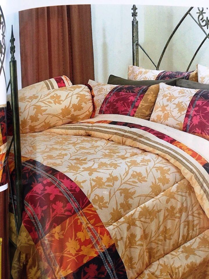 Коллекция Premier. В комплекте этого шикарного постельного белья вы найдете одеяло, свободное от пододеяльника! Легко стирать! И снова использовать без потери красок и свежести!