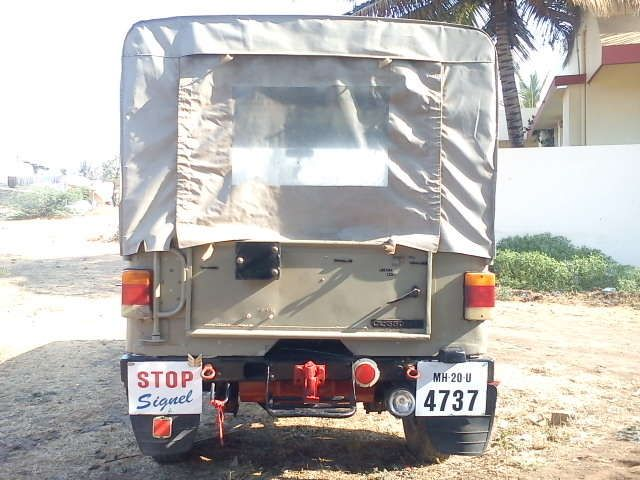 Mahindra Jeep For Sale From Raybag Karnataka Belgaum Adpost Com