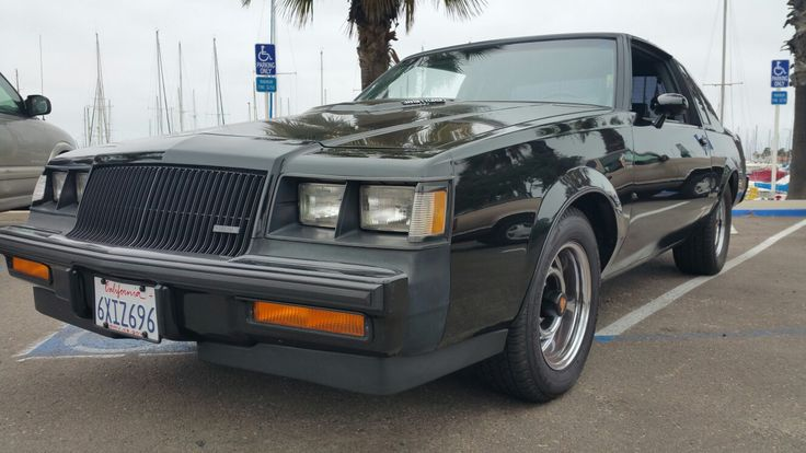 1987 grand national for sale