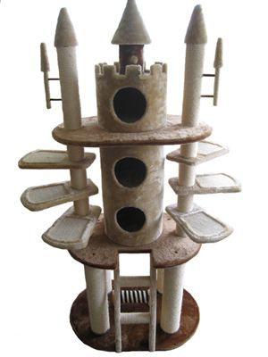 cat furniture cat furniture cat tree castle cat tree tower #treecondo - Understanding your cat better at - Catsincare.com!
