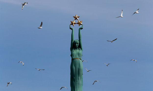 Latvia country profile - BBC News