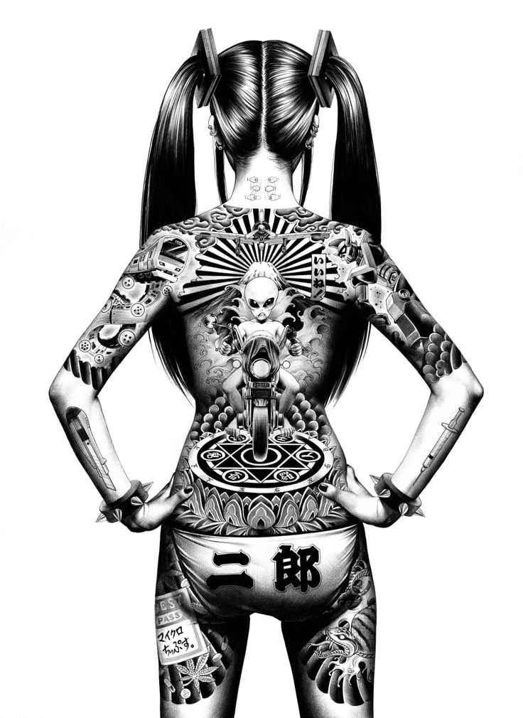 shohei otomo art | FLAT BLEND opens Friday 24th of OCTOBER at Backwoods Gallery. From 6pm ...