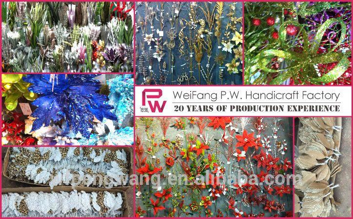 Importación china artículos de decoración para el hogar flor de la espuma de Eva
