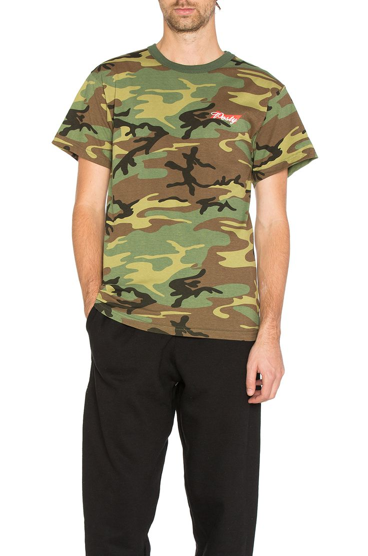 POST MALONE HOLLYWOOD DREAMS TOUR POSTY CAMO TEE. #postmalone #cloth #