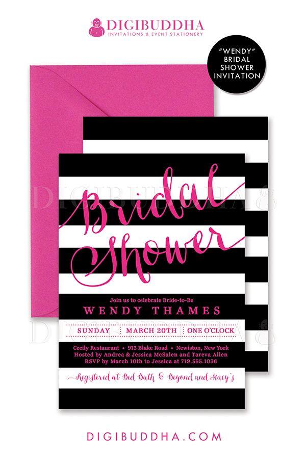 358 best Digibuddha Bridal Shower Invitations images on Pinterest - printable bridal shower invites