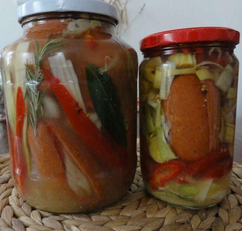 Jak si naložit Hermelín a špekáčky | recept