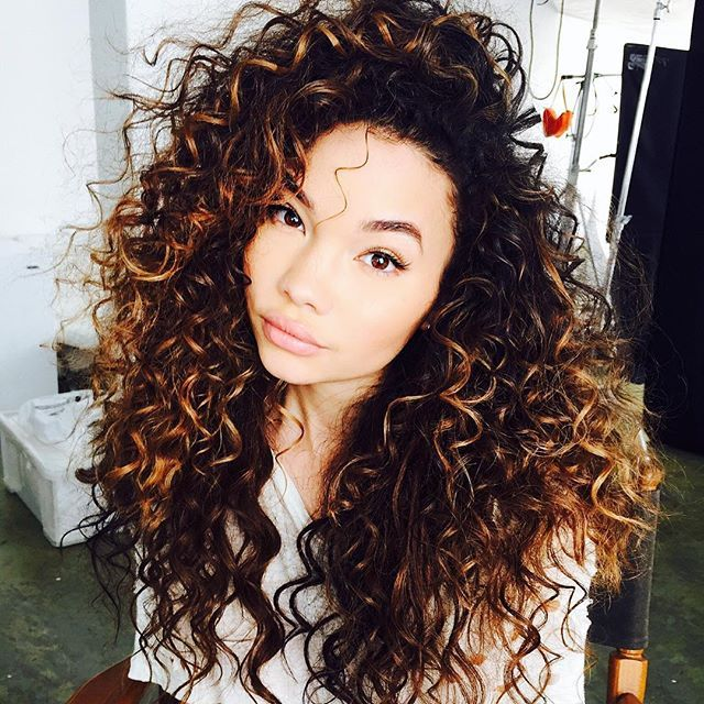 Instagram media ashley_moore_ - New hair color next week! @jeanpierresosa ✂️ & maybe a chop!