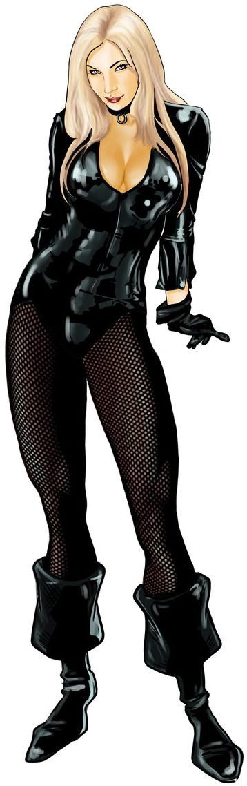 Black Canary Coy
