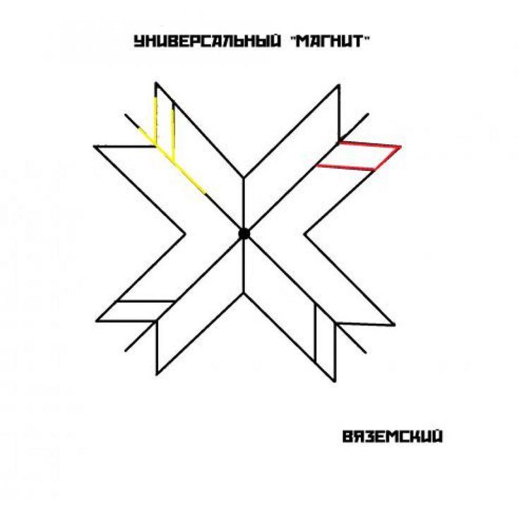 Став «Универсальный магнит» автор Вяземский