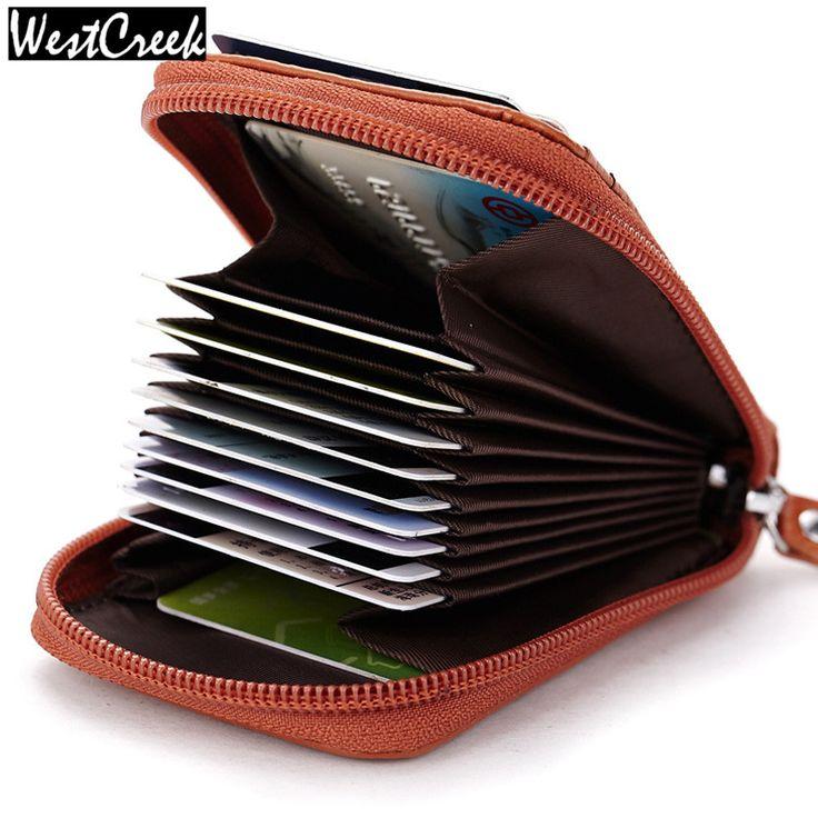 Gemaakt van Lederen Mannen Kaarthouder Portefeuilles Hoge Kwaliteit Vrouwelijke Creditcardhouders Vrouwen Kussen Organizer Purse