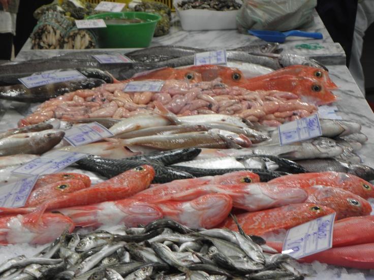 Setubal portuguese market