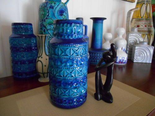 Retro 1960's fat lava vase, vintage Bay West German Bitossi Roth era mid century | Pottery, Glass, Pottery, Porcelain, European Makers | eBay!