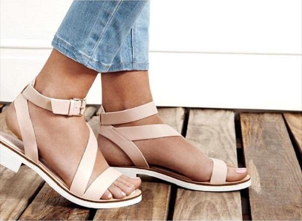 Tendencia en sandalias para el verano 2015 - 8 pasos