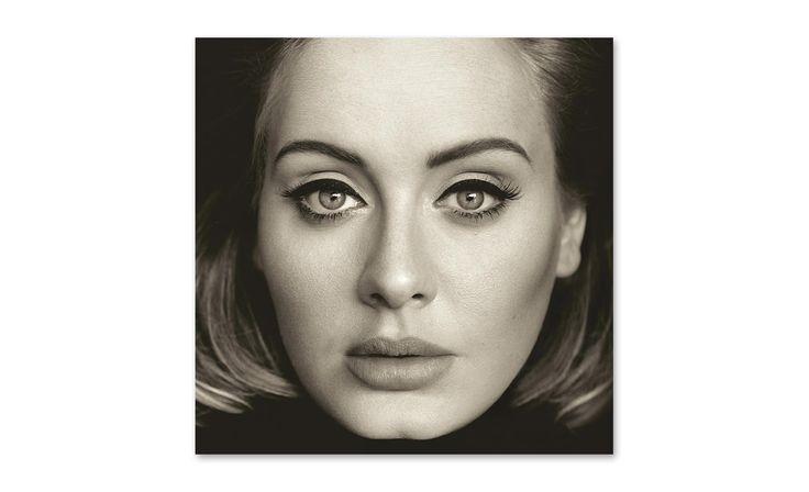 Adele Announces New Album 25, Shares Artwork and Tracklist | HUH.