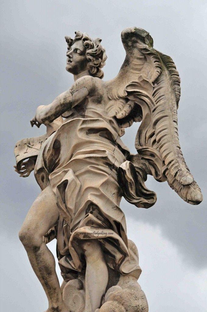 Bernini's Angels, Ponte Sant'Angelo, Rome