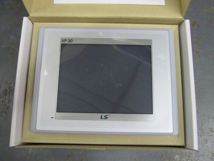 "LS INDUSTRIAL XP30-TTB/DC 5.7"" TFT LCD 320X240 DC24V WINDOWS CE PROF #LSINDUSTRIAL"