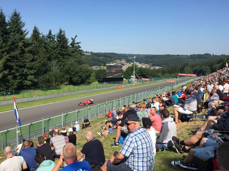Belgian Grand Prix Hotels