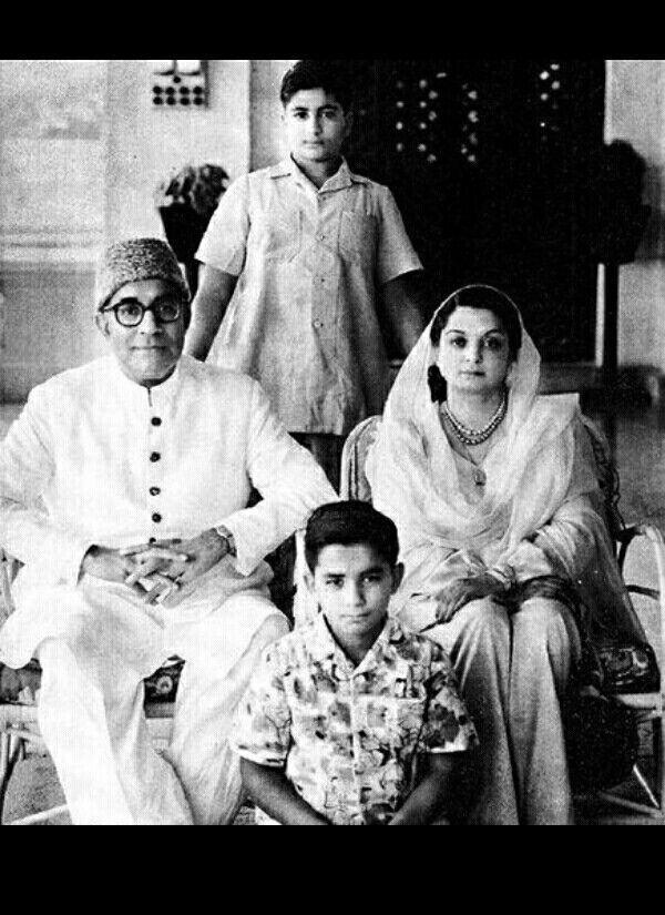 Nawab Liaquat Ali Khan , First Prime Minister of Pakistan .