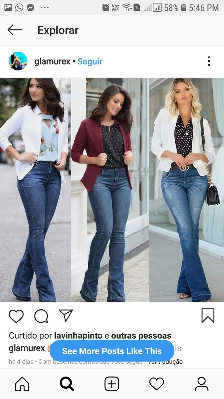 Pin de Selma Leal em Moda Look blazer, Looks, Roupas