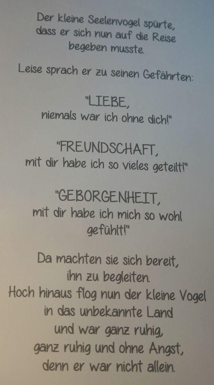 Mais de 1000 ideias sobre trauersprüche für trauerkarten no