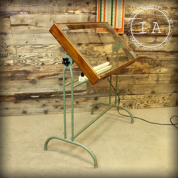17 Best Images About Drafting Table Ideas On Pinterest Industrial Architect And Tables