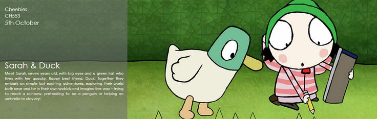 64 Best Images About Sarah And Duck On Pinterest