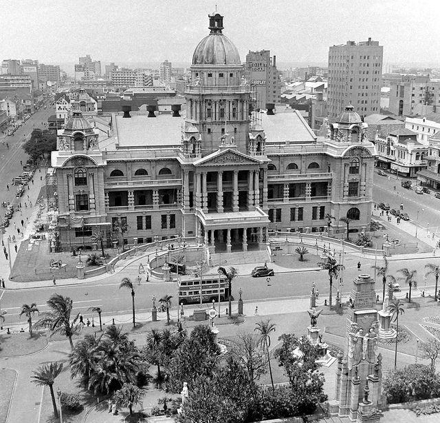 Durban City Hall   Flickr - Photo Sharing!