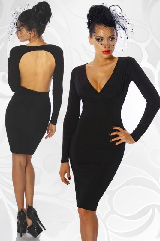109 besten Kurze schwarze Kleider Bilder auf Pinterest | Kurze ...