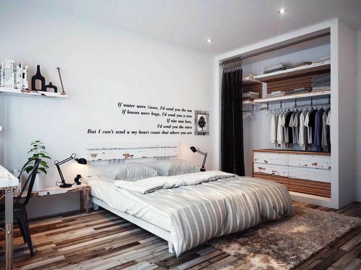diy bedroom wall decor ideas real house design - Modern Bedroom Wall Art