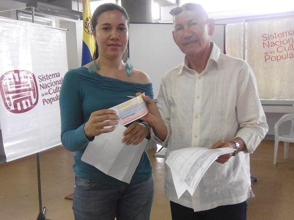 Gabinete Cultural Monagas honra compromisos con cultores entregando más de 600 mil bs | Cultura | Entretenimiento