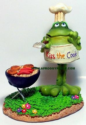 kiss the cook: Kiss, Cook, Case, Frogs