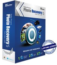 Stellar Phoenix Photo Recovery - Easily rescue all your deleted, lost or formatted multimedia files like images, photos, videos, songs and movies etc.     Supports up to 2 TB of storage devices.