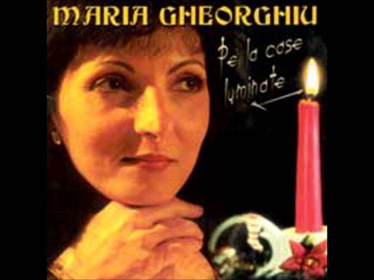 Maria Gheorghiu - Singuratati in noaptea de Craciun