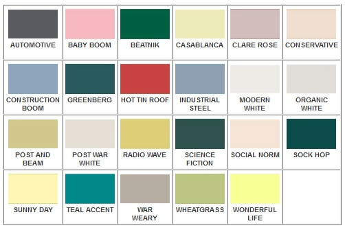 107 best images about mid century paint colours on pinterest paint colors mid century modern. Black Bedroom Furniture Sets. Home Design Ideas