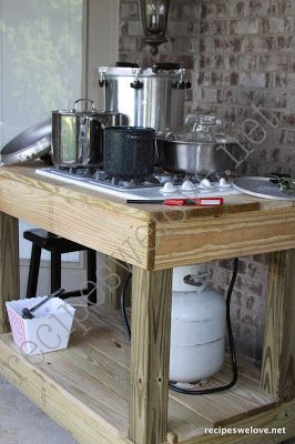 Recipes We Love: Canning Stove...