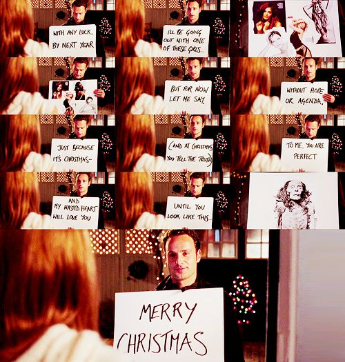 Love Actually,love this movie!