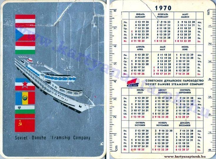 1970 - 1970_0455 - Régi magyar kártyanaptárak