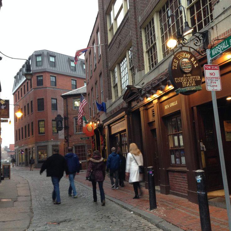 Historic Bars of Boston