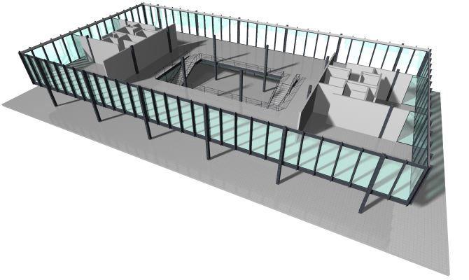 La Simbiosis Concepto-Estructura « Arquitectura en Red - Mies van der Rohe