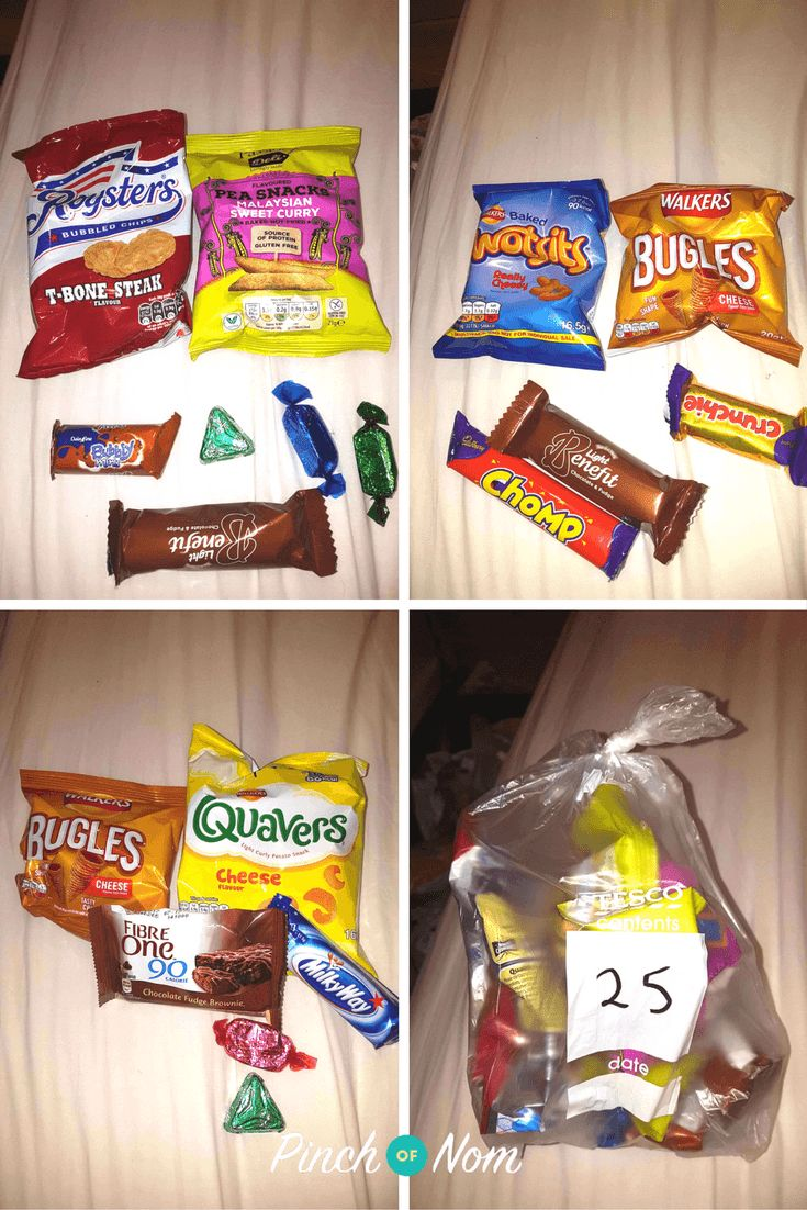 How To Make Slimming World Treat Bags
