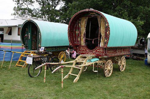 gypsy caravan images | Gypsy Caravan Holidays UK